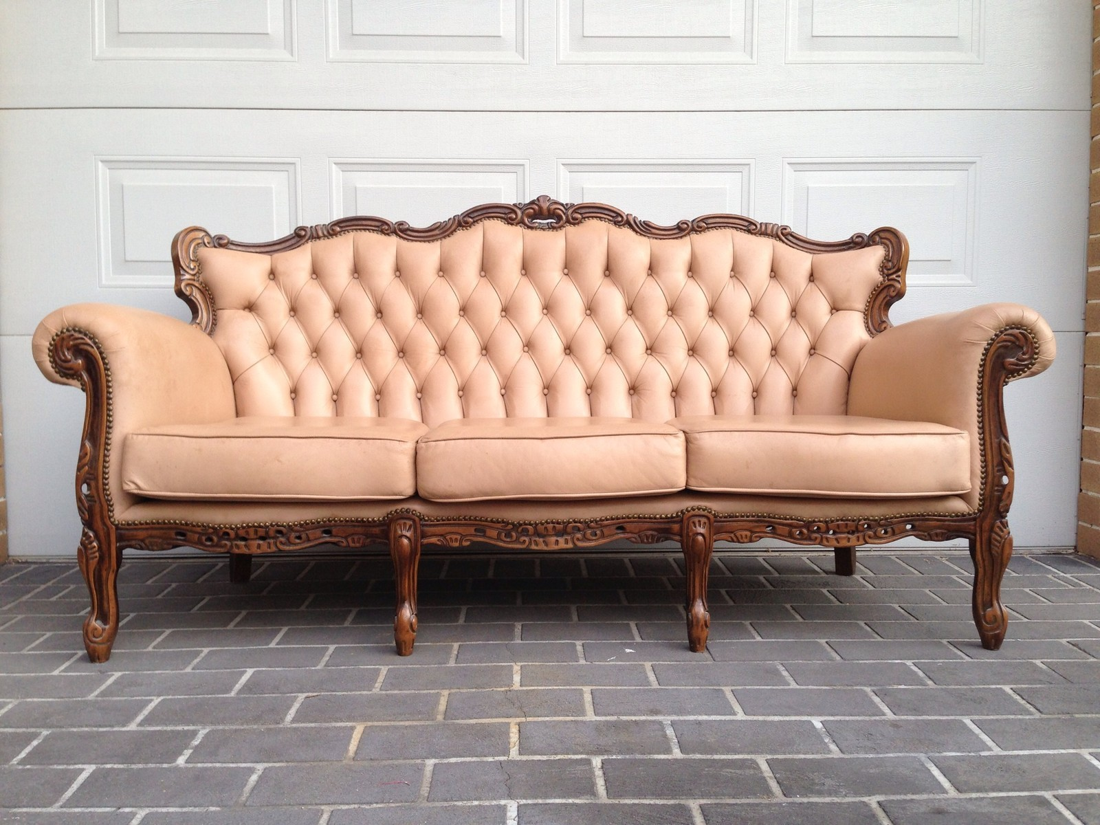 Brown Leather Sofa Brisbane Functionalities Net ~ Leather Sofa Vintage Style
